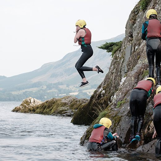 SA Ullswater cliff jumping close up 520x520
