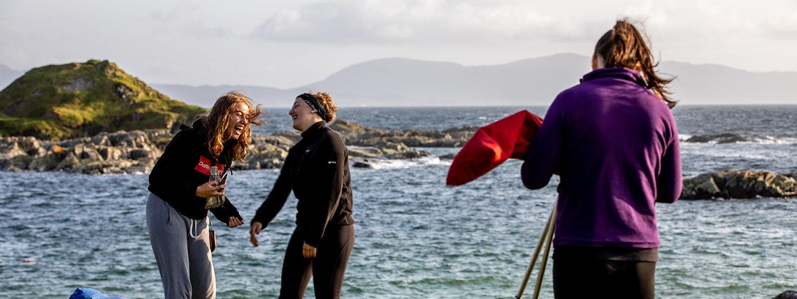 Loch eil 1600 coast exped