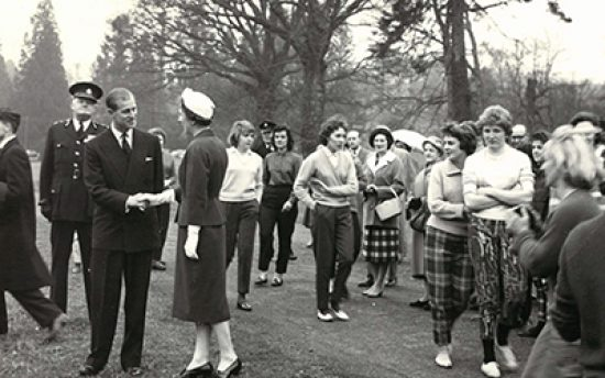 Duke of Edinburgh Aberdovey 1954 400 200