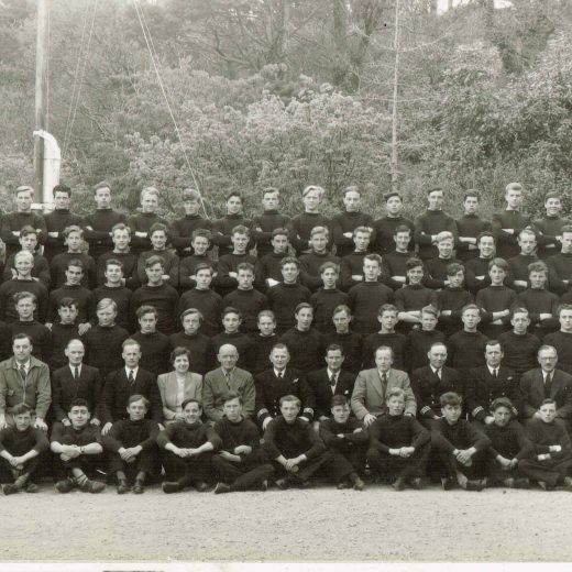Outward Bound Course 105 Spring1951