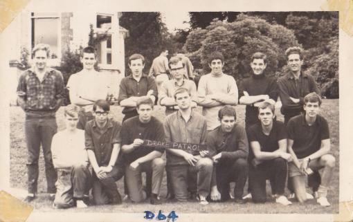 Drake-D64-Group_Roger-Jones_August-1967