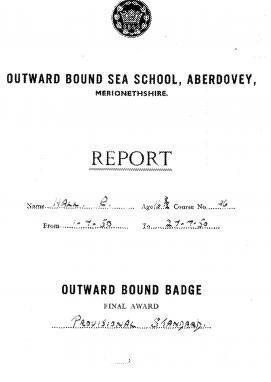 Reg-Hall_Course-Report-1950tif